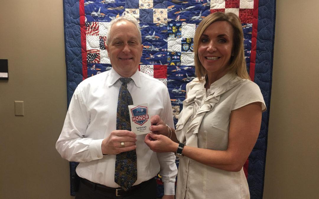 Daniels Center honors veteran faculty/staff!