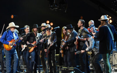 CHARLIE DANIELS' VOLUNTEER JAM XX: OVER 30 SONGS, ALL-STAR BAND AND DIVERSE PERFORMANCE