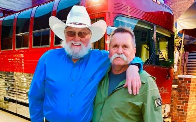 Charlie Daniels' Manager David Corlew Vows to Continue Helping Veterans [EXCLUSIVE]