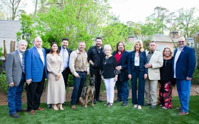 Share the Burden Dinner Featuring Country Music Artist Chris Young Raises More Than $300k for The Charlie Daniels Journey Home Project and Shepherd's Men